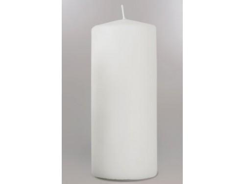 Свеча пеньковая большая 7х17 см