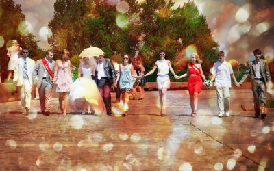 Свадебная прогулка: чем развлечь гостей?