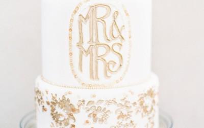 Свадебный торт: нежные и романтичные оттенки